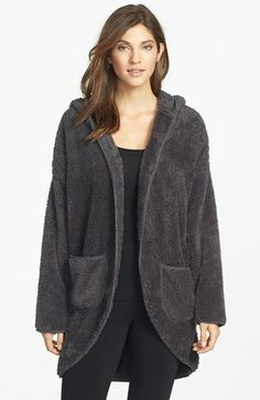 """This """"bath robe"""" is THE craziest, most comfiest, yummiest thing I have ever put on!  It is like wearing the most comfy blanket ever."""