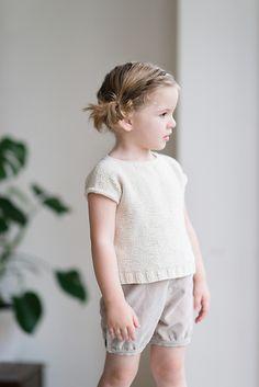 Ravelry: Vera Tee pattern by Mackenzie Sasser