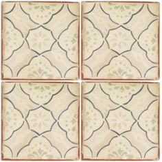 Menara - Patterned & Decorated - Shop by colour - Wall & Floor Tiles | Fired Earth