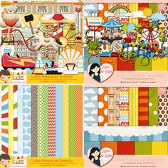 Collab parque de diversões em parceria com Vika Matos http://acriativo.com/loja/index.php?main_page=product_info&cPath=34&products_id=768
