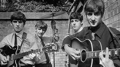 Paul McCartney, Ringo Starr, John Lennon, George Harrison in The Beatles: Eight Days A Week-The Touring Years