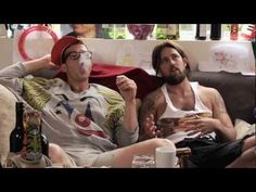 Bondi Hipsters - On V-Neck Shirts