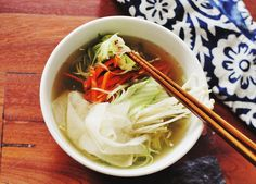 Vegan Korean Recipes: Vegan Naengmyun (Cold Noodle Soup) - Peaceful Dumpling | Peaceful Dumpling