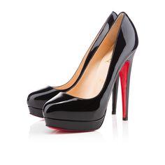 christian louboutin mens shoes - Shoes! on Pinterest | Platform Pumps, Black Suede and Black Patent ...