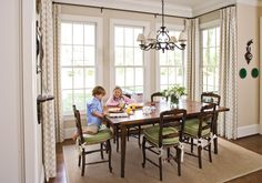Breakfast Room. This is exactly what I what to do...knock out the wall and build a small breakfast nook or bay window. Then it would be 
