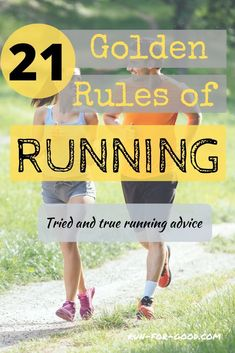21 Golden Rules of Running Check out these golden rules of running to help you avoid making common running mistakes and continue to enjoy running for years to come. Running On Treadmill, Running Workouts, Running Training, Running Tips, Running Humor, Trail Running, Running Blogs, Beginner Workouts, Beginner Yoga