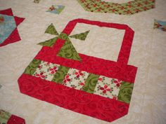 A Quilting Life - a quilt blog: Christmas quilts