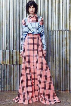 S in Fashion Avenue: SS 2017 FASHION TRENDS: Mixing Prints