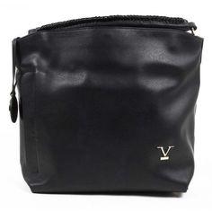 V 1969 Italia Womens Handbag VE06 BLACK
