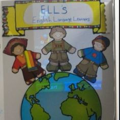 A Facebook page for teachers of English language learners! http://facebook.com/4teachersofells