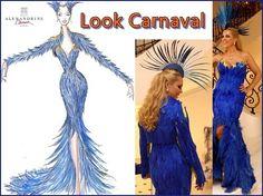 """Look Carnaval: Arara Azul https://amabijouxmega.blogspot.com.br/2018/02/look-carnaval-arara-azul.html Confira o Look Carnaval Arara Azul de Alexandra Fructuoso, CEO da Maison Alexandrine, para o Baile da Vogue, que aconteceu no Hotel Unique, em São Paulo. O tema da festa foi """"Divino, Maravilhoso"""", com o objetivo de mostrar o Brasil e sua valiosa mistura de culturas. #Look #Carnaval #AraraAzul #Baile #SãoPaulo"""