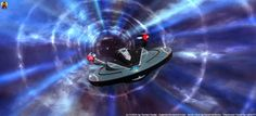 USS Aventine on Slipstream. Rendered in Max 10 Post Work in Paint Shop Pro 7 Slipstream Tunnel by Vesta class by David Metlesits Like it? Watch my other Warp and Slipstream Artworks: Star Facts, Star Trek Images, Star Trek Starships, Star Trek Ships, 3d Max, Computer Wallpaper, Stargate, Paint Shop, Fantastic Art