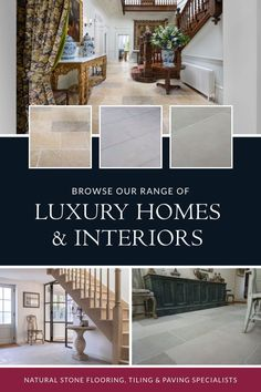 Be inspired by our case studies which showcase how our clients have styled their homes, and used Natural Stone Consulting's bespoke service to find natural stone flooring that they love. If you're looking for kitchen floor tiles, or bathroom wall tiles, as well as those suitable for garden design we have a range of colours and formats. See our choices of luxury living options on the website. #naturalstoneconsulting #naturalstoneflooring #kitchenstoneflooring #bathroomfloortiles Bathroom Floor Tiles, Kitchen Floor, Bathroom Wall, Wall Tiles, Hallway Inspiration, Interior Design Inspiration, Farmhouse Interior, Farmhouse Decor, Garden Design