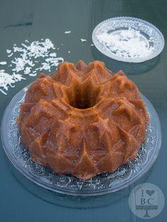Coconut Milk Bundt Cake