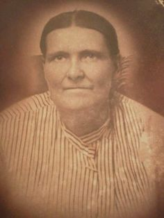 Great Grandmother Amarania. 100% Creek Indian
