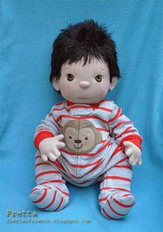 Order a CUSTOM Baby Doll Girl or Boy. Life por FrettasLovableDolls, $135.00