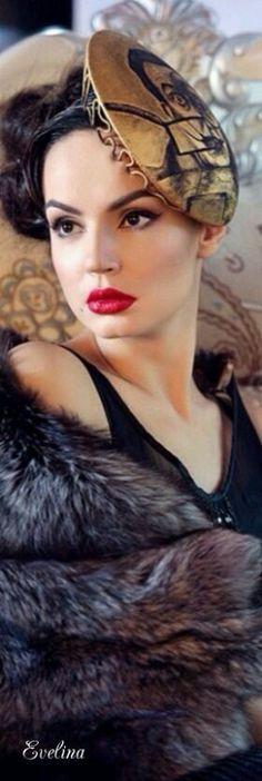 !!! Perfect red lip !!! l Lady Mermelade