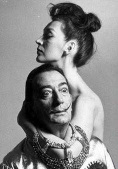 Salvador Dalí & Gala Éluard Dalí