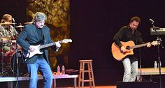 Restless Heart - Branson, Missouri - Tri Lakes Center (with Glen Campbell) Restless Heart, Glen Campbell, Branson Missouri, Concerts, Lakes, Country, Classic, Men, Derby
