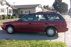 Subaru Legacy Brighton