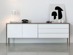 Tactile Sideboard by Punt Mobles