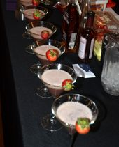 Official Drink of the 2012 #KyBourbonFestival - Strawberry Fields with #MakersMark