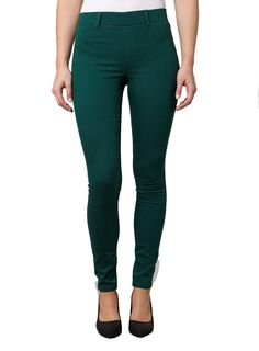 Dorothy Perkins - Eden green ultra soft jegging