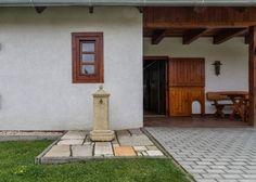 álló kerti kutak Outdoor Decor, Home Decor, Interior Design, Home Interiors, Decoration Home, Interior Decorating, Home Improvement
