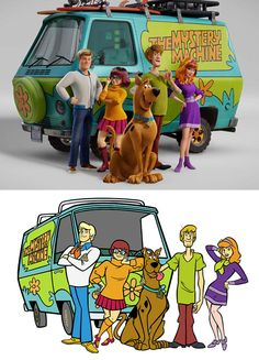 Here Are The First-Look Images Of The Upcoming Scooby-Doo Movie 'Scoob!' Here Are The First-Look Images Of The Upcoming Scooby-Doo Movie 'Scoob! Scooby Doo Images, Scooby Doo Pictures, New Animation Movies, Animation Film, Cartoon Movies, Cartoon Characters, Upcoming Animated Movies, New Scooby Doo Movies, Scooby Doo Mystery Incorporated