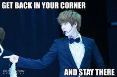 Okay Kyuhyun LOL