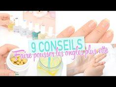 9 conseils pour faire pousser les ongles plus vite | Luciolle