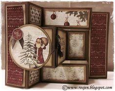 Christmascard - Scrapbook.com