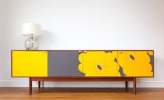 Mid Century Modern Upcycled Vintage Sideboard. by ResurfaceDesigns, £1300.00