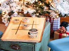 Tic-Tac-Toe Board | Homesteader's Ultimate Guide For Christmas: Gift Ideas This Year
