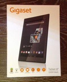 Filines Testblog: Gigaset Tablet QV830 im Test