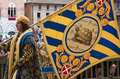 SIENA - Il Palio    Click LIKE on www.facebook.com/amazingtuscany and SHARE. pinned with Pinvolve