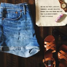 Summer style via www.instagram.com/chelceytate @urbanoutfitters @sugarboodesigns @stevemadden @dswshoelovers