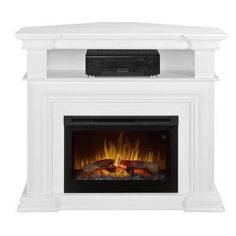 Found it at Wayfair Colleen Media Console Electric Fireplace