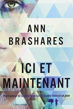 Madness Story: [Livres] Ici et maintenant d'Ann Brashares Camping Trailer For Sale, Camping Near Me, Camping Trailers, Library Books, My Books, New March, Romance, Thing 1, Story Setting