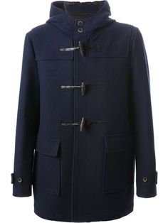 Timberland Men's Shrewsbury Peak Waterproof Duffle Coat. Designed ...