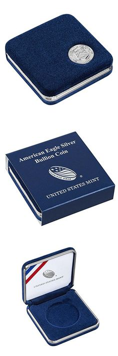 Original US Mint American Silver Eagle Storage Box For Bullion Coin (No  Coins) OGP