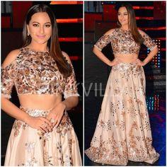 Celebrity Style,manish malhotra,sonakshi sinha,Nach Baliye,Gehna Jewellers,Mohit Rai