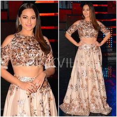 Yay or Nay : Sonakshi Sinha in Manish Malhotra | PINKVILLA