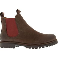 Brown & Red Chelsea Boots Shoe Boots, Ankle Boots, Shoes, Tk Maxx, Brown, Stuff To Buy, Women, Fashion, Moda
