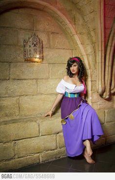 sc 1 st  Pinterest & Esmeralda costume | Anything Disney : D | Pinterest | Esmeralda costume
