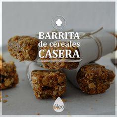 Hacé estas fáciles y ricas barritas de cereal. Ideales como postre saludable y llevar a cualquier lado. Conocelas en http://dixit.guiaoleo.com.ar/barrita-de-cereales-casera/