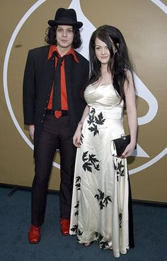 White Stripes were discovered globally at SXSW in Now divorced and band disolved, they had already released 2 albums prior to Austin that gained 0 traction. Meg White, Jack White, Women Of Rock, The White Stripes, White Strips, Music Photo, Shades Of White, White Style, Music Is Life