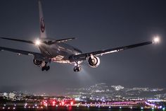 Approach at Night by azul_momento