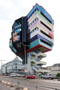 Edificio Bierpinsel