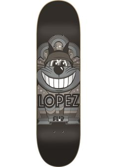 Flip Gallery-Series - titus-shop.com  #Deck #Skateboard #titus #titusskateshop